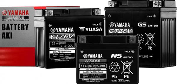 Battary Aki Original Yamaha