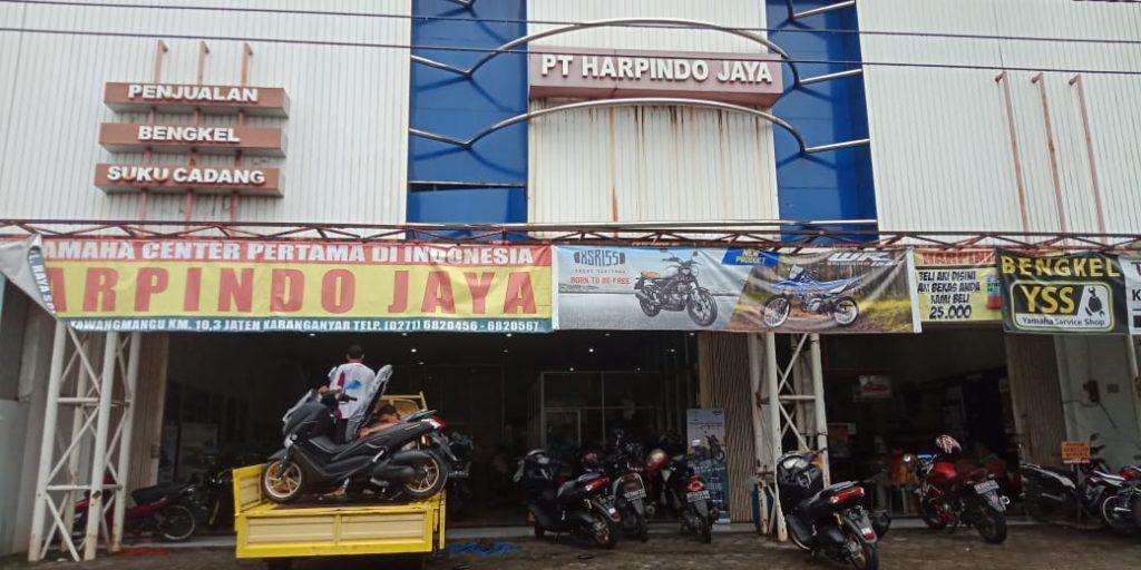 Dealer Yamaha Harpindo Karanganyar