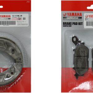 Kampas Rem Original Yamaha