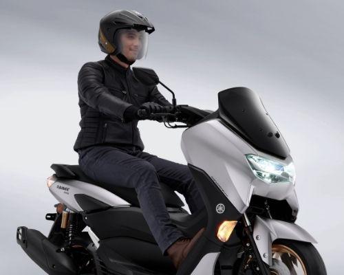 ALL NEW NMAX 155 CONNECTED JADI MOTOR TERBAIK DI TAHUN 2020