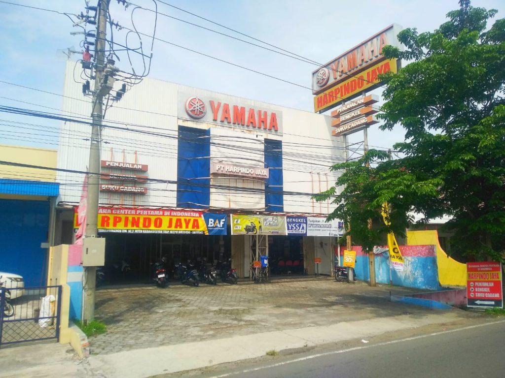 Sales Yamaha Karanganyar