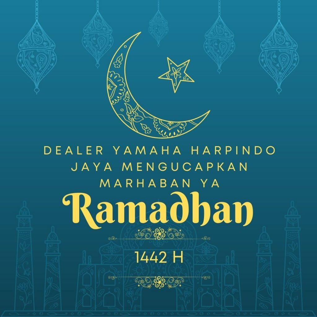 Marhaban ya Ramadhan dealer Yamaha Harpindo Jaya