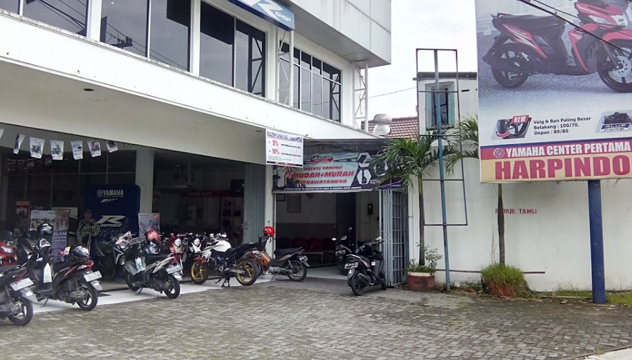 Dealer Yamaha Jogja Termurah