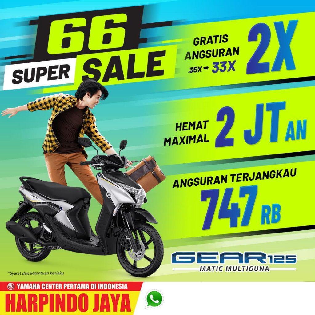 Promo Super 66 di Bulan Juni 2021