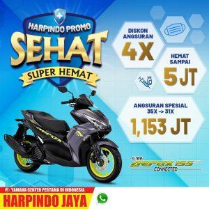 Promo Yamaha Aerox Juli 2021