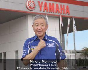 direktur Yamaha