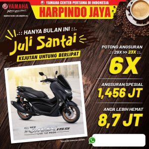 Promo Yamaha Nmax Jogja