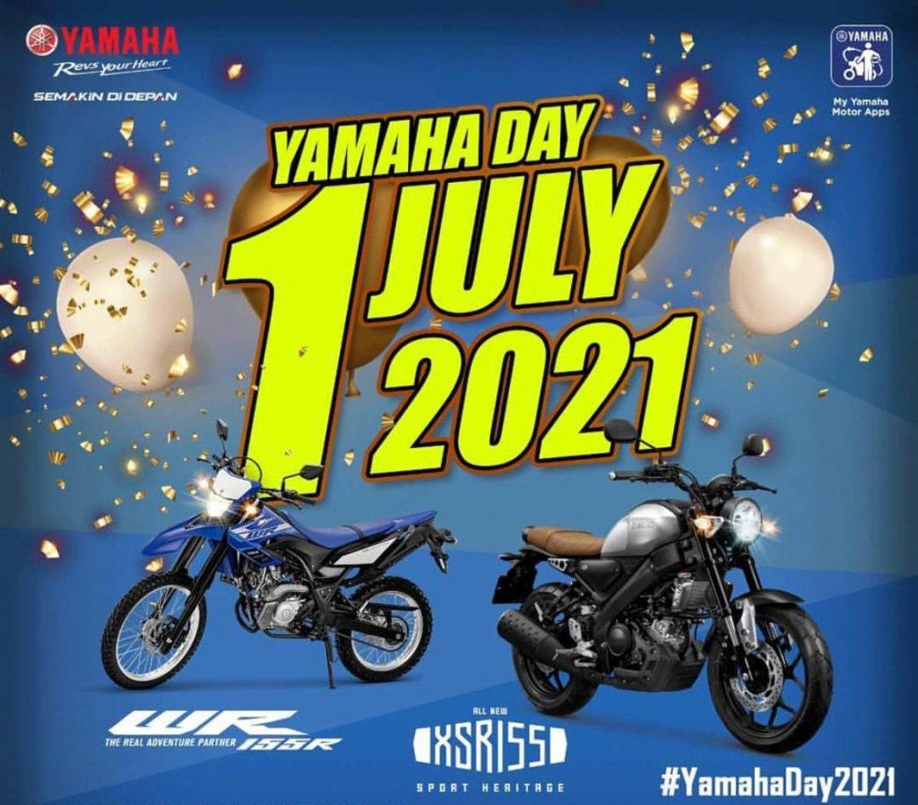 HBD Yamaha ke 66 Tahun 1 Juli 2021